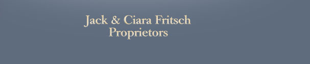 Jack & Ciara Fritsch - Proprietors. Purveyors of fine antiques on Nantucket Island.